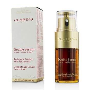Clarins Double Serum Hydric Lipidic System Complete