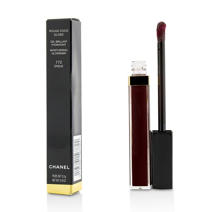 8d7a5a30c2 Chanel Rouge Coco Gloss Moisturizing Glossimer - # 772 Epique Makeup