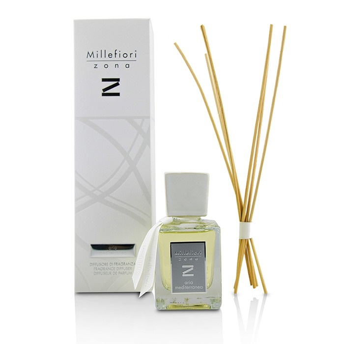 Zona fragrance diffuser aria mediterranea new packaging for Long lasting home fragrance