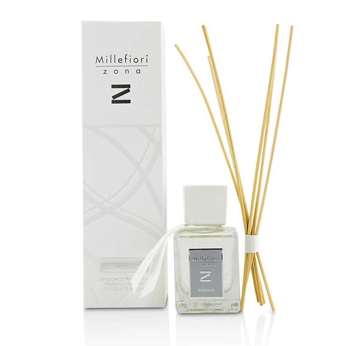 Zona fragrance diffuser keemun new packaging by for Long lasting home fragrance