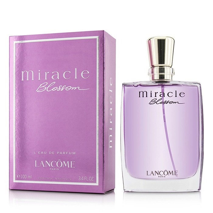 Edp About Perfume 100ml Details Miracle Spray Blossom Women's Lancome CsQdtrxh
