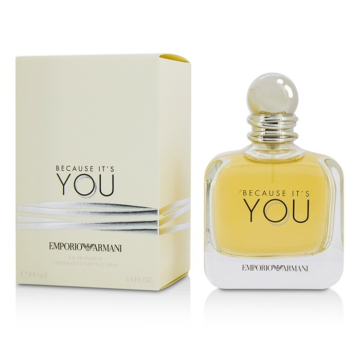 15ec143a32 Giorgio Armani Emporio Armani Because It's You EDP Spray. Loading zoom