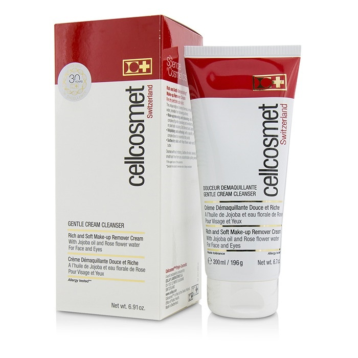 Cellcosmet & Cellmen Cellcosmet Gentle Cream Cleanser (Rich & Soft ...