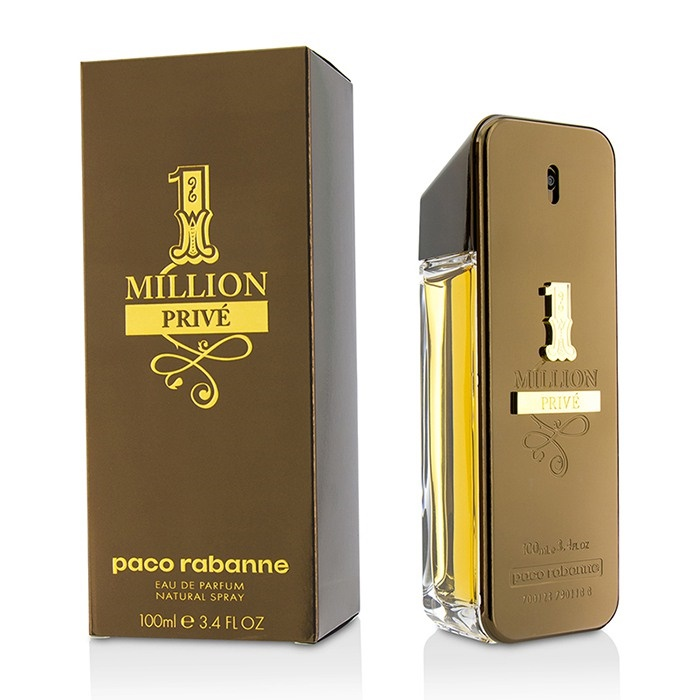 one million prive edp spray paco rabanne f c co usa. Black Bedroom Furniture Sets. Home Design Ideas