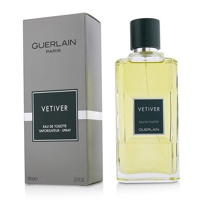 Guerlain Vetiver EDT Spray (New Packaging) 100ml Men's ...
