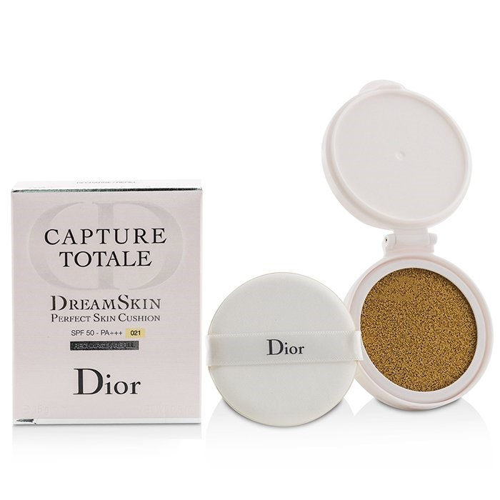 Christian Dior Capture Totale Dreamskin Perfect Skin Cushion Spf 50 Refill 021 Makeup