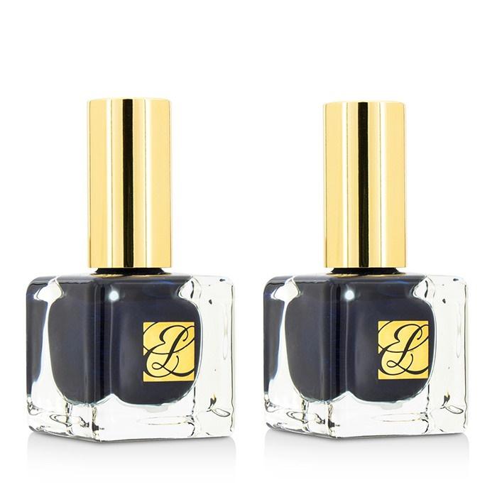 Estee Lauder Pure Color Nail Lacquer Duo Pack - # GM Blue Blood | Fresh™