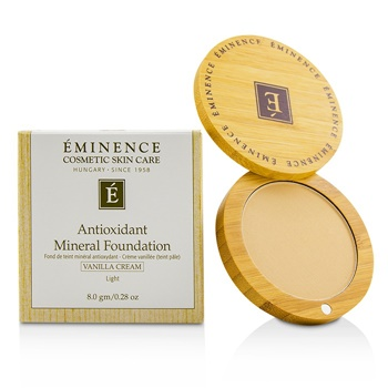 Antioxidant Mineral Foundation