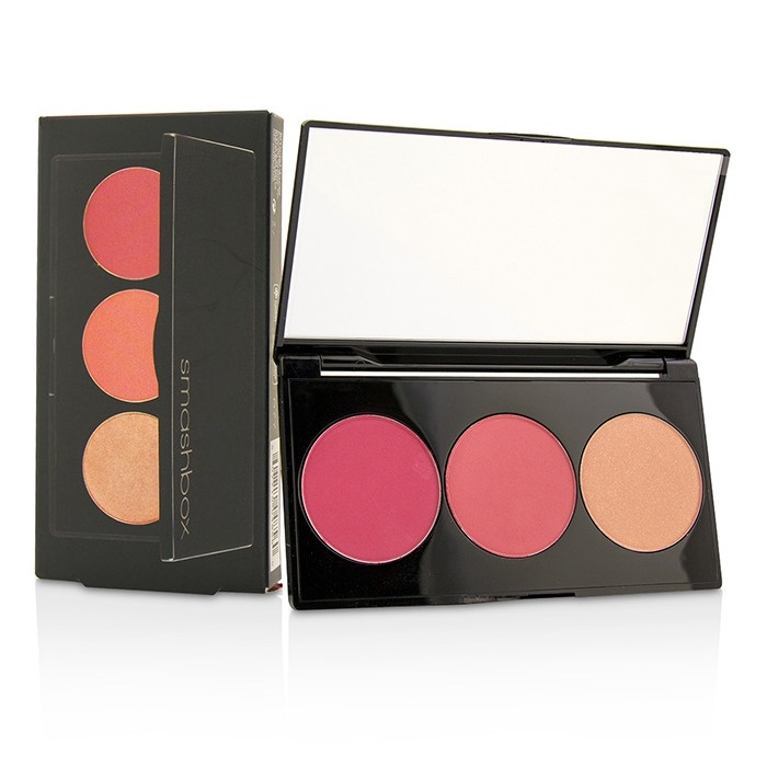 Smashbox L A Lights Blush Amp Highlight Palette Pacific