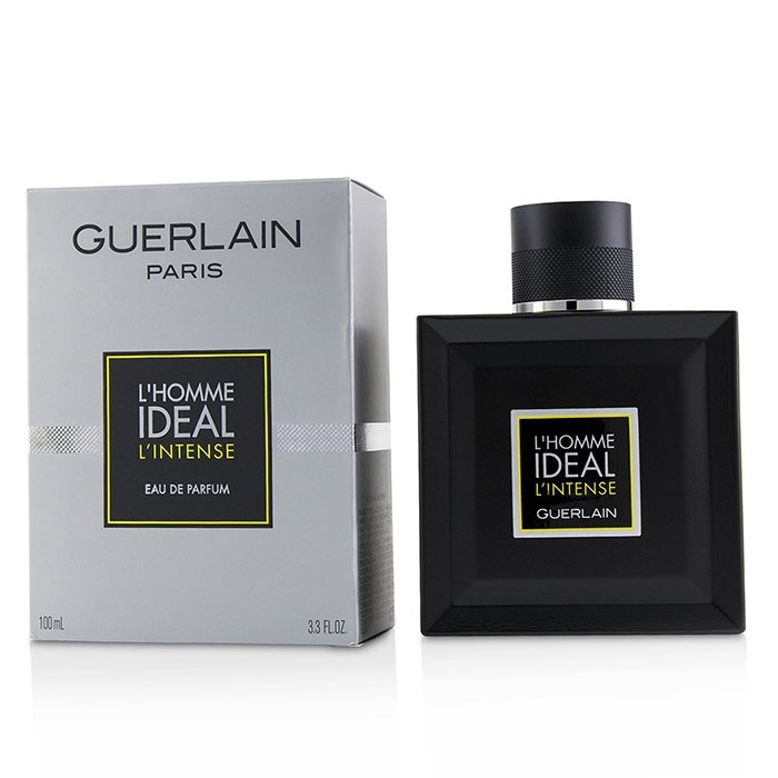 Details Spray Edp About Ideal Perfume 100ml Men's L'homme L'intense Guerlain XwZiOuPTk