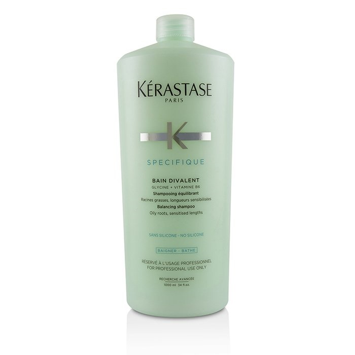 Specifique Bain Divalent Balancing Shampoo (Oily Roots, Sensitised Lengths)