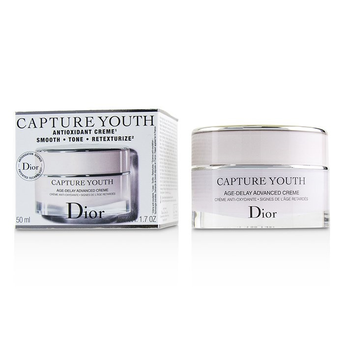165384a2c3e Christian Dior Capture Youth Age-Delay Advanced Creme. Loading zoom
