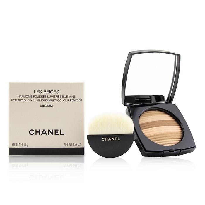 023a50e717c Chanel Les Beiges Healthy Glow Luminous Multi Colour Powder -   Medium.  Loading zoom