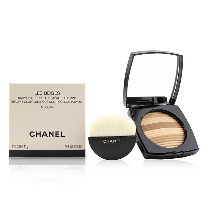 dc2d63ac6045 Chanel Les Beiges Healthy Glow Luminous Multi Colour Powder - # Medium.  Loading zoom