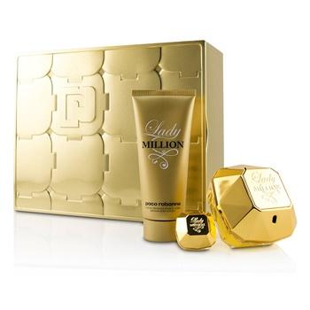 Paco Rabanne New Zealand Lady Million Coffret Edp Spray 80ml27