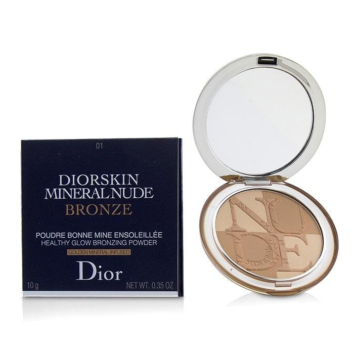 Bronzer Diorskin Mineral Nude Bronze: Color Games edition