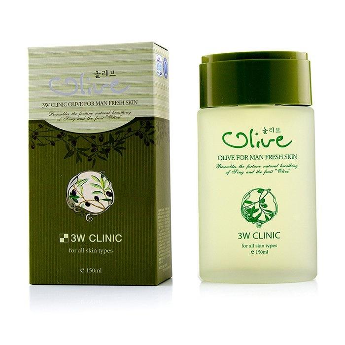 3W Clinic Olive For Man - Fresh Skin Men's Skincare