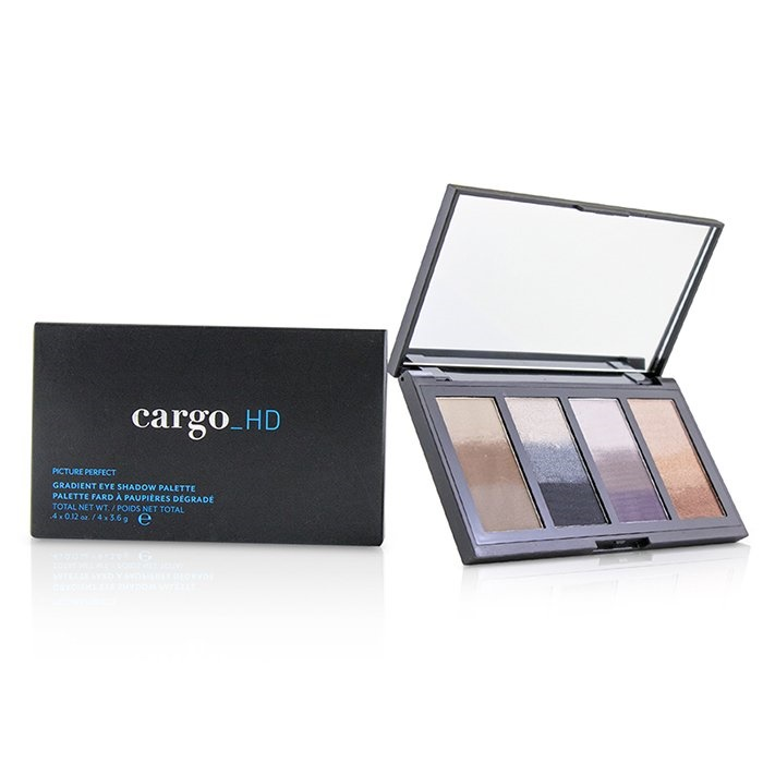 Cargo Hd Picture Perfect Gradient Eye Shadow Palette 4x Eyeshadow