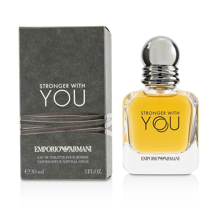 867ba237a1c Giorgio Armani Emporio Armani Stronger With You Eau De Toilette Spray  30ml 1oz