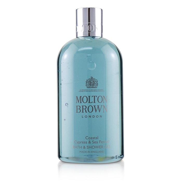 59e72330d531 Coastal Cypress   Sea Fennel Bath   Shower Gel - Molton Brown