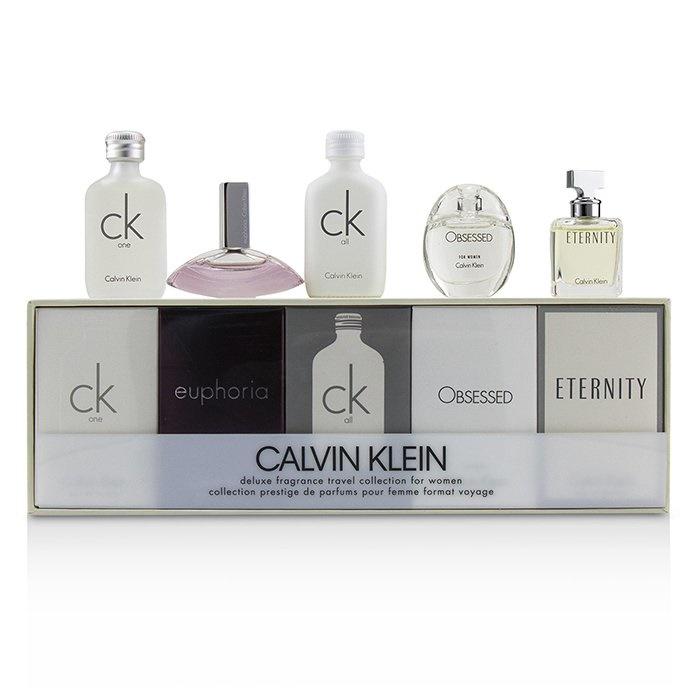 39c17fc918 Calvin Klein Miniature Coffret  CK One EDT 10ml + Euphoria EDP 4ml + CK  All. Loading zoom
