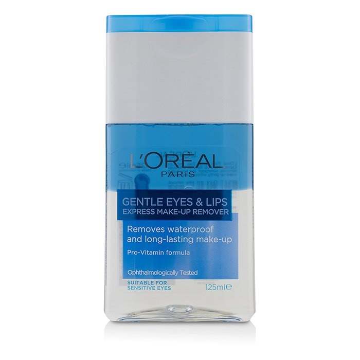 L'Oreal Gentle Eyes & Lips Express Make-Up Remover. Loading zoom