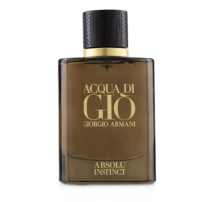 Giorgio Armani Acqua Di Gio Absolu Instinct Edp Spray Fresh